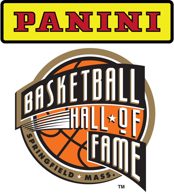 Panini Basketball Hall of Fame logo