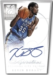 2012-13 Elite Series Basketball Durant