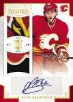 2012-13 Rookie Anthology Baertschi