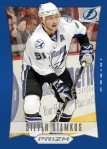2012-13 Rookie Anthology Stamkos Prizm Blue