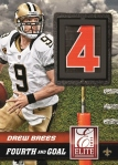 2013 Elite Football Brees 1