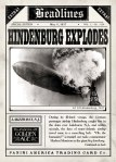 2013 Golden Age Baseball Hindenburg