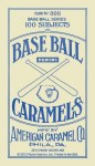 2013 Golden Age Baseball Mini Caramel Blue Back