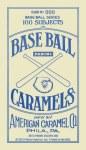 2013 Golden Age Baseball Mini Caramel Blue Back