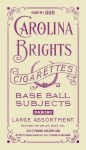 2013 Golden Age Baseball Mini Carolina Purple Back