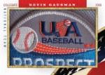 2013 USA Baseball Champions Gausman