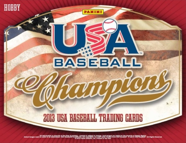 2013 USA Baseball Champions Main