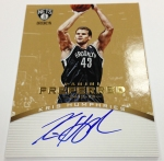 Panini America 2012-13 Select & Preferred March 6 Autos (3)