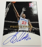 Panini America 2012-13 Select & Preferred March 6 Autos (8)