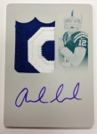 Panini America 2012 National Treasures Football Andrew Luck (19)