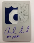 Panini America 2012 National Treasures Football Andrew Luck (20)
