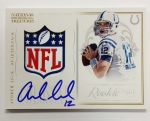 Panini America 2012 National Treasures Football Andrew Luck (24)