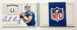 Panini America 2012 National Treasures Football Andrew Luck (27)