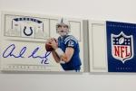 Panini America 2012 National Treasures Football Andrew Luck (28)
