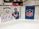 Panini America 2012 National Treasures Football Andrew Luck (29)