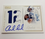 Panini America 2012 National Treasures Football Andrew Luck (7)