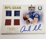 Panini America 2012 National Treasures Football Andrew Luck (9)