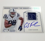Panini America 2012 National Treasures Football March 6 Autos (2)
