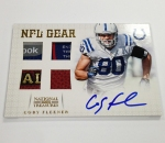 Panini America 2012 National Treasures Football March 6 Autos (3)