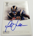 Panini America 2012 National Treasures Football March 6 Autos (6)