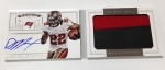 Panini America 2012 National Treasures Football Martin More (10)