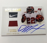 Panini America 2012 National Treasures Football Martin More (11)