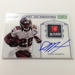 Panini America 2012 National Treasures Football Martin More (12)