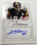 Panini America 2012 National Treasures Football Martin More (18)