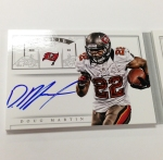 Panini America 2012 National Treasures Football Martin More (4)