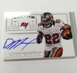Panini America 2012 National Treasures Football Martin More (8)