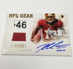 Panini America 2012 National Treasures Football RG III (10)