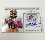 Panini America 2012 National Treasures Football RG III (14)