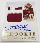 Panini America 2012 National Treasures Football RG III (2)