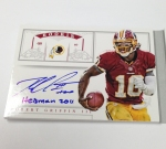 Panini America 2012 National Treasures Football RG III (23)