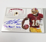 Panini America 2012 National Treasures Football RG III (27)
