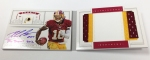 Panini America 2012 National Treasures Football RG III (29)