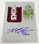 Panini America 2012 National Treasures Football RG III (7)