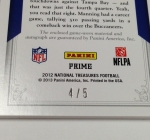Panini America 2012 National Treasures Timelines (11)