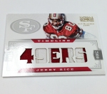 Panini America 2012 National Treasures Timelines (20)