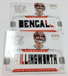 Panini America 2012 National Treasures Timelines (24)
