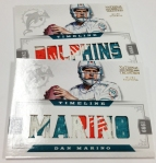 Panini America 2012 National Treasures Timelines (34)