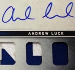 Panini America 2012 Playbook Football Andrew Luck (13)