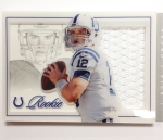 Panini America 2012 Playbook Football Andrew Luck (2)
