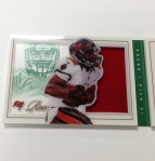 Panini America 2012 Playbook Football Doug Martin (21)