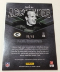 Panini America 2012 Playbook Football QC (48)