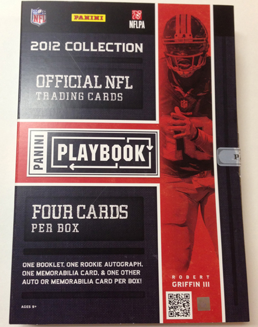 Panini America 2012 Playbook Football QC (72)