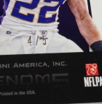 Panini America 2012 Totally Certified Football QC (81)