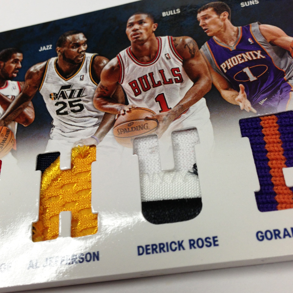 2012-13 Preferred Basketball Packout (10)