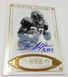 2012 National Treasures Football HOF Legends (1)