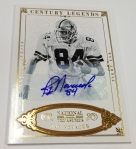 2012 National Treasures Football HOF Legends (10)
